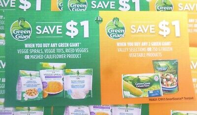 Save On Green Giant Products