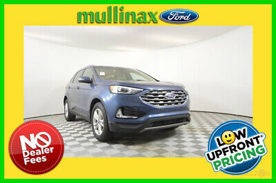 2019 Ford Edge SEL 2019 SEL Used Certified Turbo 2L I4 16V Automatic FWD SUV Premium LCD
