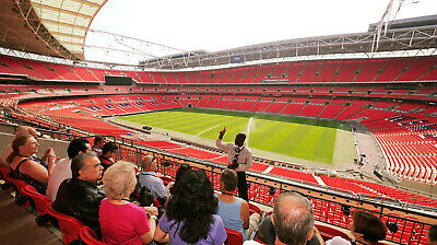 Wembley Stadium Tour for Two Adults Voucher, valid until 3 May 2020