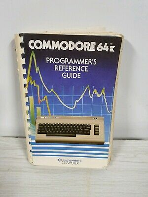 Commodore 64 C64 Programmer's Reference Guide First Edition