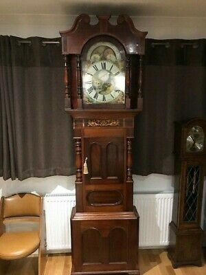 Antique Welsh Longcase Clock