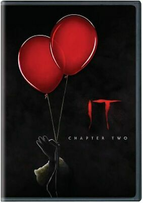 It Chapter Two DVD NEW James McAvoy, Jessica Chastain 2
