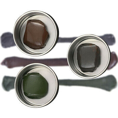 Green Brown and Black HLS carp terminal tackle TP Tungsten rig putty 15g