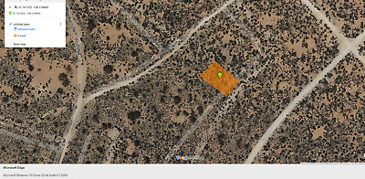 1/4 Acre in a Fast Growing city in El Paso, Texas --No Minimum (See Video below)