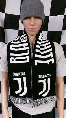 Juventus Football Club Official Merchandise Football Scarf