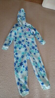 Girls FROZEN Marks And Spencers one piece suit Aged 5-6 Years