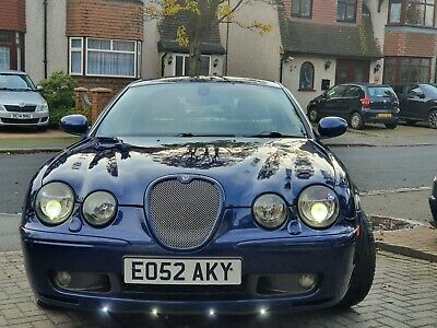 Jaguar s type r