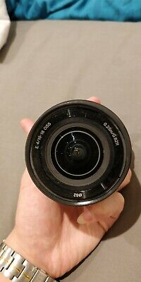 Sony E 10-18mm F/4.0 OSS Lens - Excellent Condition With Hoya Pro Filter