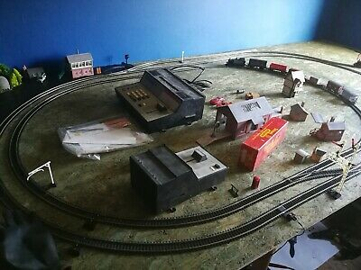 Hornby mini railway full set up and vintage parts