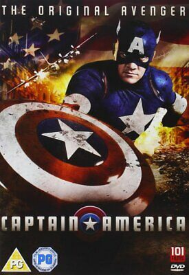 Captain America         (1990)     -    Dvd   -   Marvel