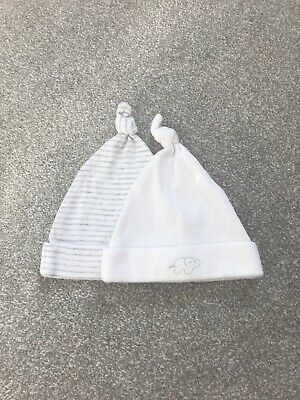 The Little White Company Hats 0 - 6 Months