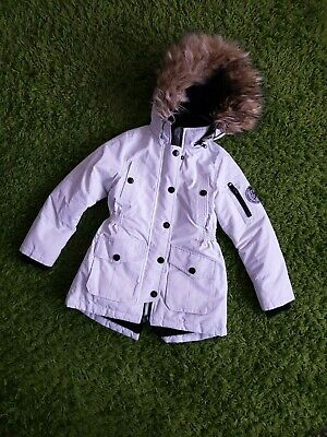 Girls coat,  Diesel winter coat  size - 6 yrs