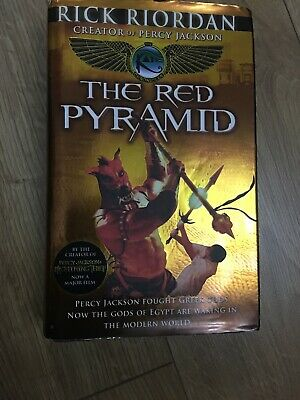 The Red Pyramid (The Kane Chronicles Book 1) by Rick Riordan (Hardback, 2010)