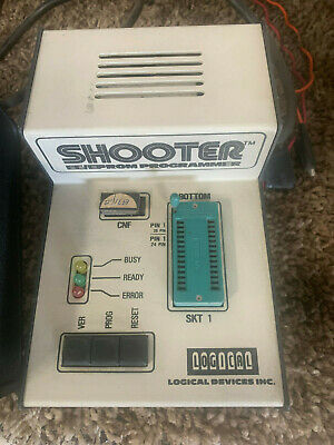Logical Devices Shooter Ee/Eprom Programmer