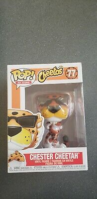 Funko Pop! Chester Cheetah Cheetos Ad Icons Limited Quantities #77 In Stock