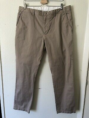 LINDEBERG Men/'s Gusten Narrow Fit Pants $135 NWT J