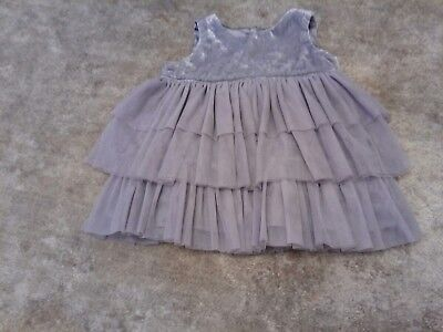 Baby Girls Gap Beautiful Dress Age 3 - 6 Months Excellent Condition