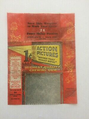 Action Pictures Wrapper with Motion Viewing Screen Ex+