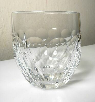 Waterford Crystal CURRAGHMORE 9 Oz Old Fashioned Glass(s)  EXC!!