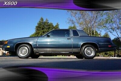1987 Oldsmobile Cutlass 40K 1 Owner 1987 Oldsmobile Cutlass Salon, Blue with 47,800 Miles available now!