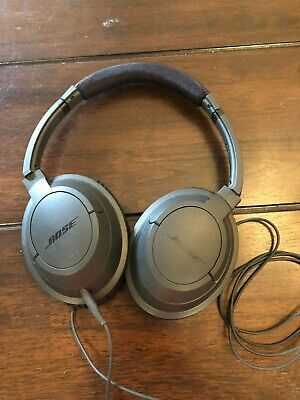 Bose SoundTrue Noise Cancelling Around-Ear Headphones II, Apple devices,Charcoal