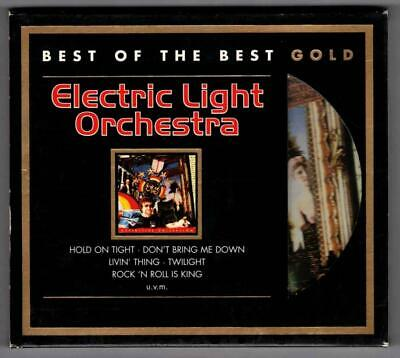 ELO-ELECTRIC LIGHT ORCHESTRA:Definitive-Best Of-Jeff Lynne-SONY-24kt GOLD-RARE!