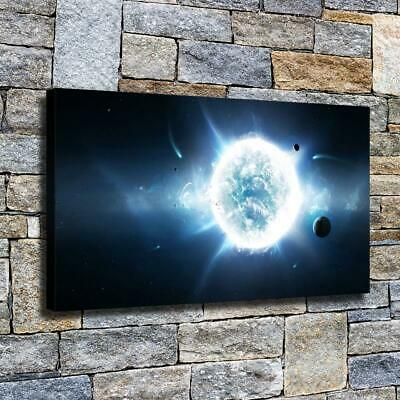 """12""""x22""""White light stars HD canvas home decor wall art paintings Pictures Photos"""
