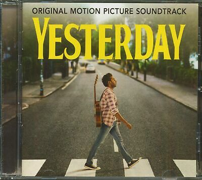 Various - Yesterday - Original Motion Picture Soundtrack (CD) - Soundtracks