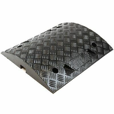 Speed Bump Ramp Black Middle Sections 50mm & 75mm