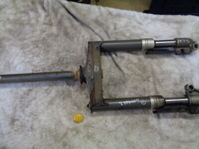 Piaggio Typhoon Scooter Front Forks Suspension Good Straight See Photos