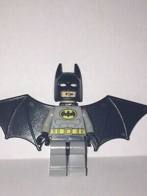 GENUINE - Lego Minifigure - Blue Batman With Wings - DC Super Heroes - 6858