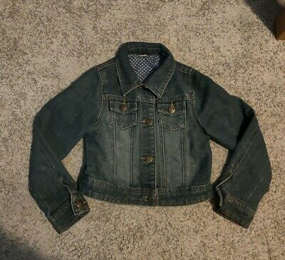 Kids Denim Jacket Age 7-8yrs