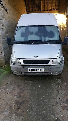 Ford Transit MWB High Roof 2006, 12 months MOT