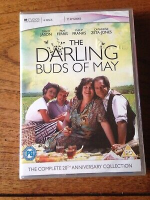 The Darling Buds of May - Complete Collection New DVD Box Set