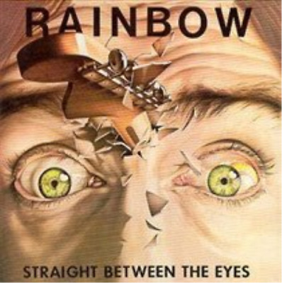 Rainbow-Straight Between the Eyes (US IMPORT) CD NEW