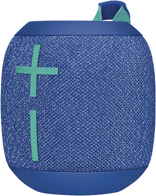 NEW Ultimate Ears 4519466 WONDERBOOM 2 Bermuda Blue