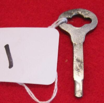 Singer Sewing Machine Flat Key From A Treadle Cabinet Not Marked #1