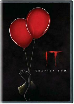IT Chapter 2 DVD 2019 NEW * HORROR * PRE-ORDER SHIPS ON 12/10/19 !!