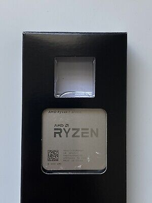AMD Ryzen 7 2700x Desktop CPU Processor And Corsair H60 AIO Cooler