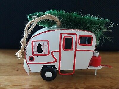 Christmas Accommodation in a Touring Caravan - NEED ANOTHER BEDROOM?