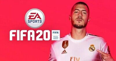 FIFA 20 PS4 Game Only GAME