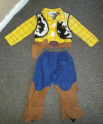 Boys woody toy story age 2-3years (disney store )