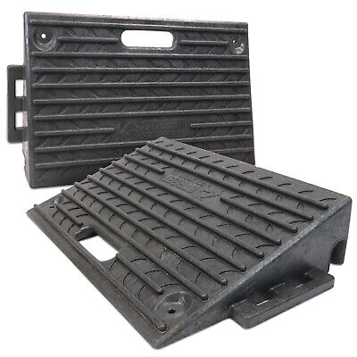HEAVY DUTY Kerb Ramps (Perfect for HGV use) Single Ramps - Multiple Quantities