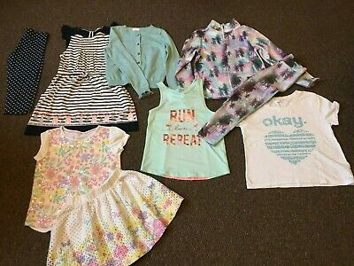 Girls Clothing Bundle – Age 6 Years – 30 Items - Next/Fatface Etc – Rrp £397.00