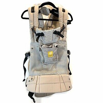 Lille Baby Complete Airflow 6 in 1 Baby Carrier Gray