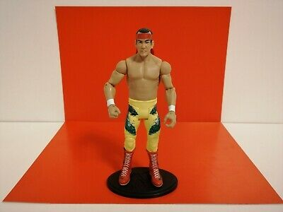 Mattel WWE Elite Basic Ricky Steamboat Action Figure Excellent Condition