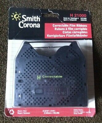 /'SMITH CORONA XD5500 ELECTRONIC//ELECTRIC/' CORRECTABLE FILM TYPEWRITER RIBBON