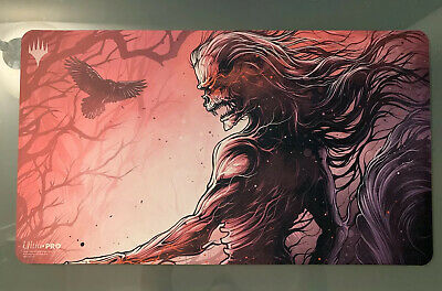 Life from the Loam Dan Mumford Holiday Playmat Limited Secret Lair w//Tube