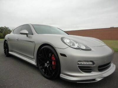 2011 Porsche Panamera PORSCHE PANAMERA NAV HOT.COOL SEATS SUNROOF BOSE 2011 PORSCHE PANAMERA AERO KIT 22'' WHEELS NAV HOT.COOL SEATS PDK V6 WE FINANCE