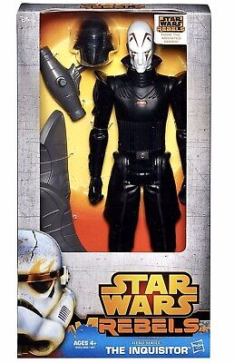 Disney Star Wars Rebels The Inquisitor 12 Inch Hero Series ACTION FIGURE